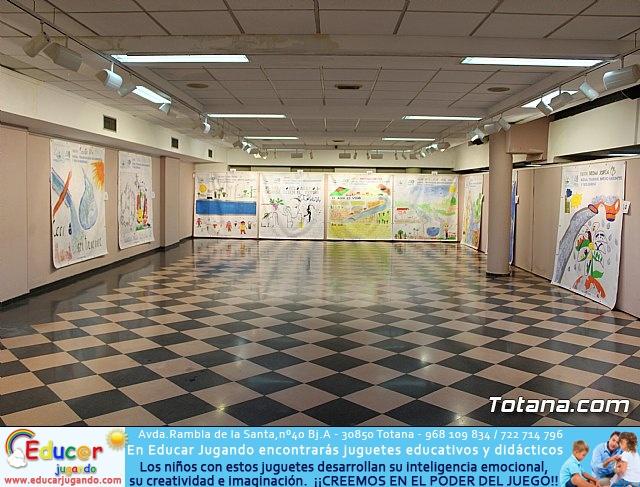 Exposición murales 40 aniversario Comunidad de Regantes Totana - 187