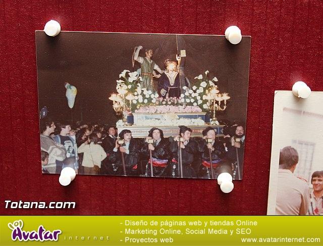 Exposición 35 aniversario Cofradía de