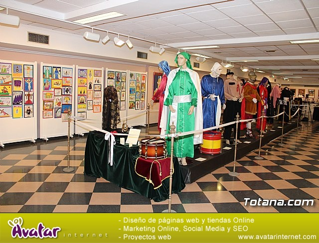 Exposición Así ven los niños la Semana Santa - 2017 - 1
