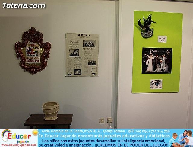 Una exposición fotográfica conmemora el 30 aniversario de los Carnavales de Totana  - 2