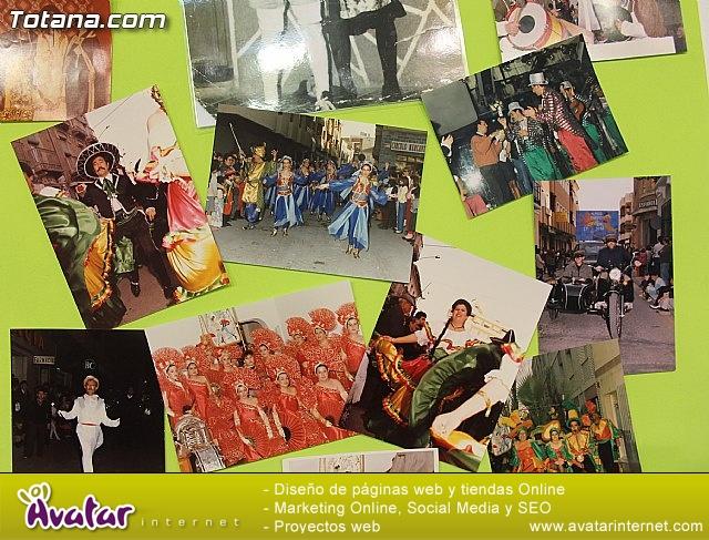 Una exposición fotográfica conmemora el 30 aniversario de los Carnavales de Totana  - 22