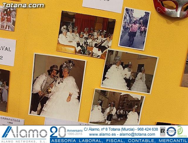 Una exposición fotográfica conmemora el 30 aniversario de los Carnavales de Totana  - 24