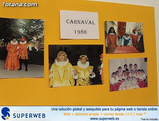 Una exposición fotográfica conmemora el 30 aniversario de los Carnavales de Totana  - 27