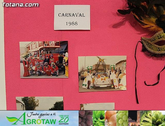 Una exposición fotográfica conmemora el 30 aniversario de los Carnavales de Totana  - 32
