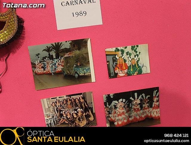 Una exposición fotográfica conmemora el 30 aniversario de los Carnavales de Totana  - 33