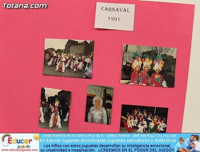 Una exposición fotográfica conmemora el 30 aniversario de los Carnavales de Totana  - 34
