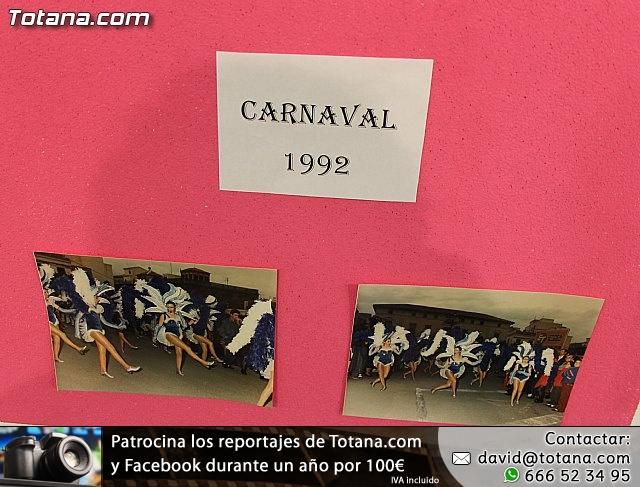 Una exposición fotográfica conmemora el 30 aniversario de los Carnavales de Totana  - 35