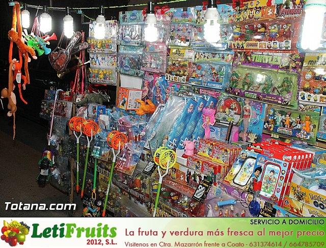 Feria de atracciones - Fiestas de Santa Eulalia 2016 - 2