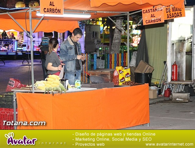 Feria de atracciones - Fiestas de Santa Eulalia 2016 - 3