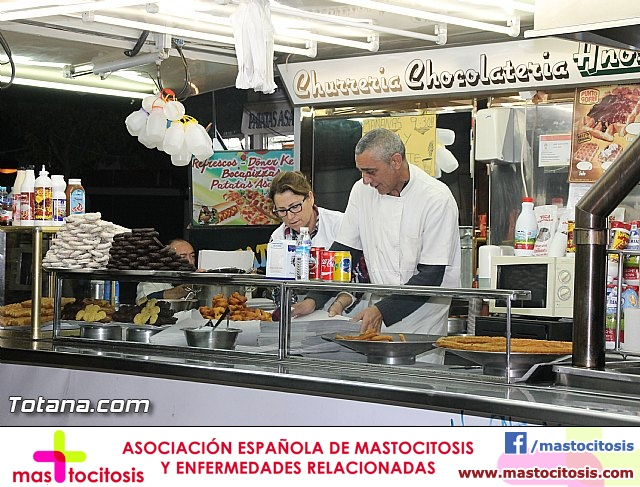 Feria de atracciones - Fiestas de Santa Eulalia 2016 - 4