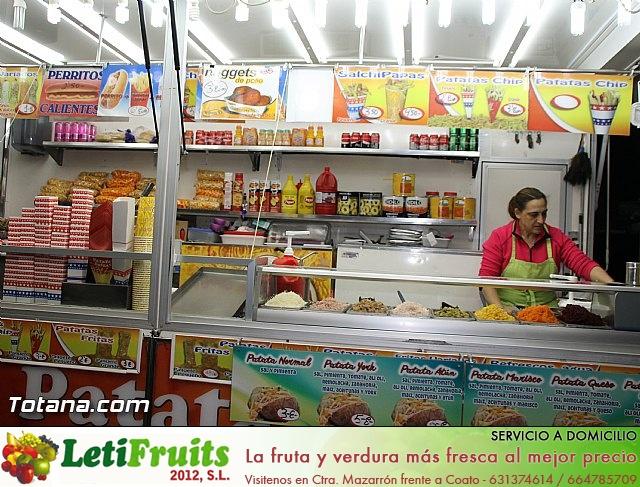 Feria de atracciones - Fiestas de Santa Eulalia 2016 - 14
