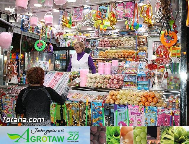 Feria de atracciones - Fiestas de Santa Eulalia 2016 - 15