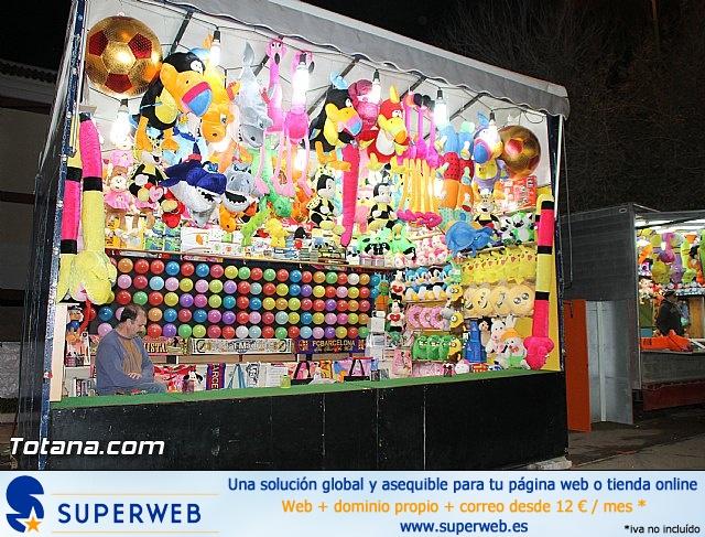Feria de atracciones - Fiestas de Santa Eulalia 2016 - 19