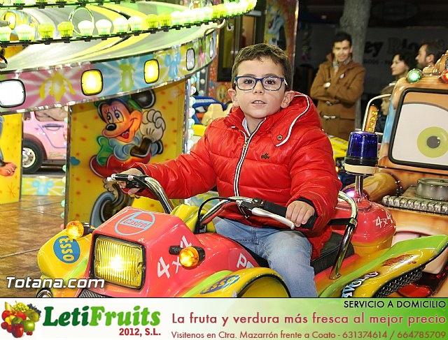 Feria de atracciones - Fiestas de Santa Eulalia 2016 - 22