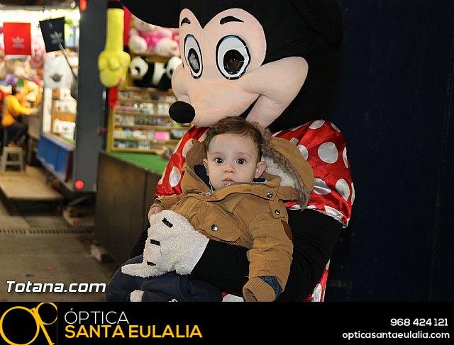 Feria de atracciones - Fiestas de Santa Eulalia 2016 - 23