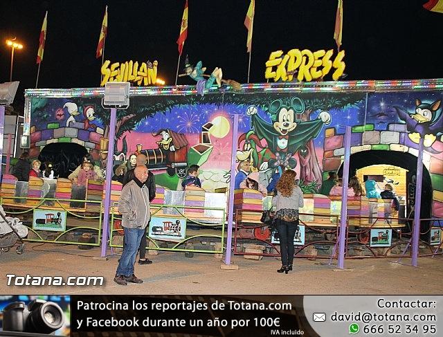 Feria de atracciones - Fiestas de Santa Eulalia 2016 - 24
