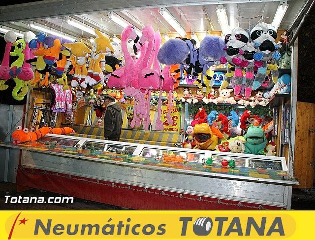 Feria de atracciones - Fiestas de Santa Eulalia 2016 - 25