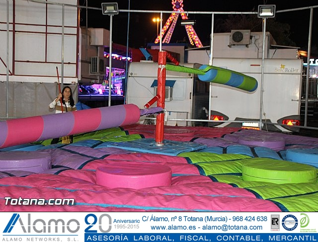 Feria de atracciones - Fiestas de Santa Eulalia 2016 - 28