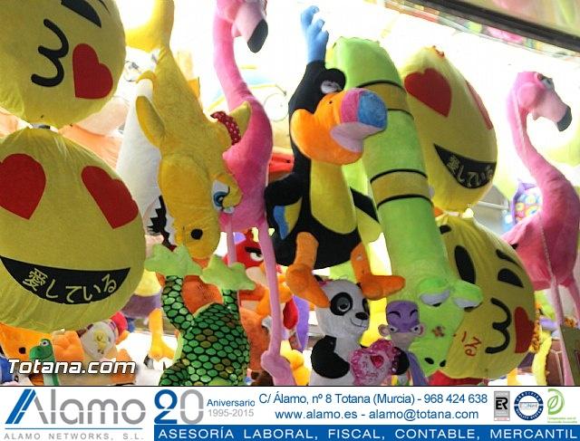Feria de atracciones - Fiestas de Santa Eulalia 2016 - 31