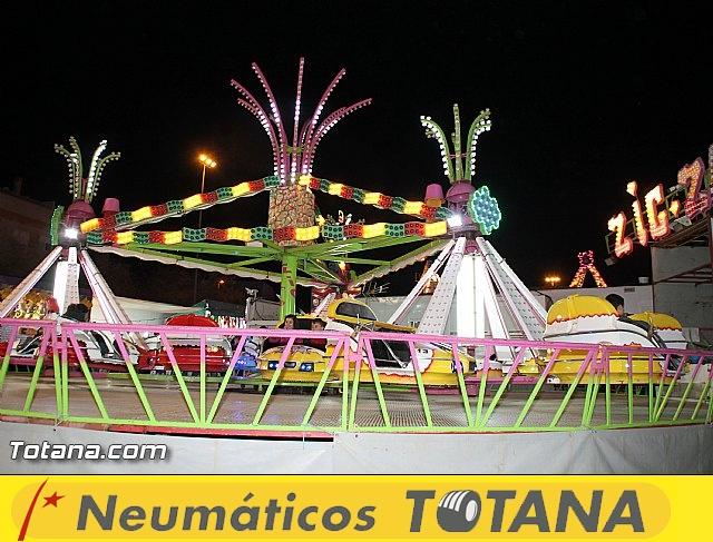 Feria de atracciones - Fiestas de Santa Eulalia 2016 - 33