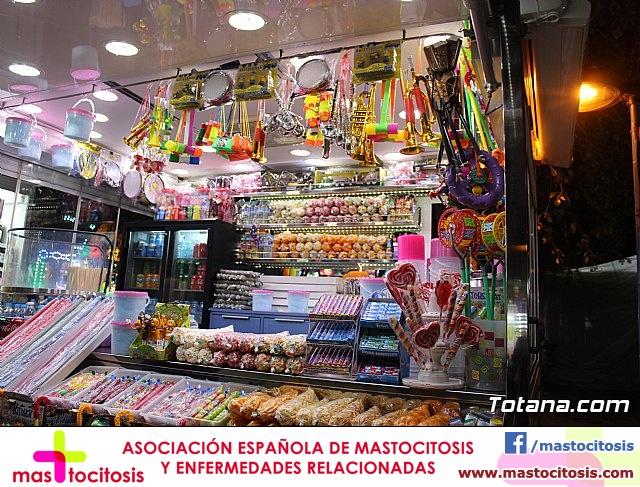 Feria de atracciones - Fiestas de Santa Eulalia 2018 - 3