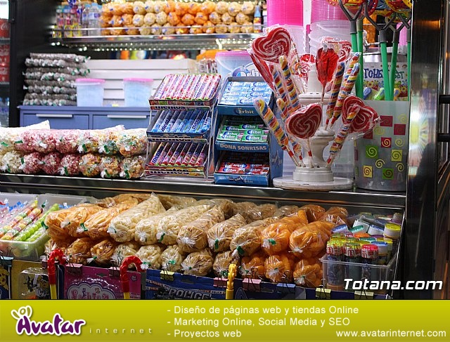 Feria de atracciones - Fiestas de Santa Eulalia 2018 - 5