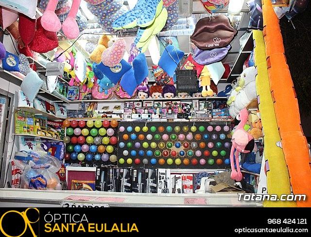Feria de atracciones - Fiestas de Santa Eulalia 2018 - 10