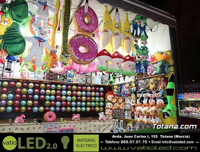 Feria de atracciones - Fiestas de Santa Eulalia 2018 - 11