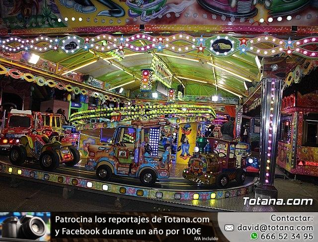 Feria de atracciones - Fiestas de Santa Eulalia 2018 - 12