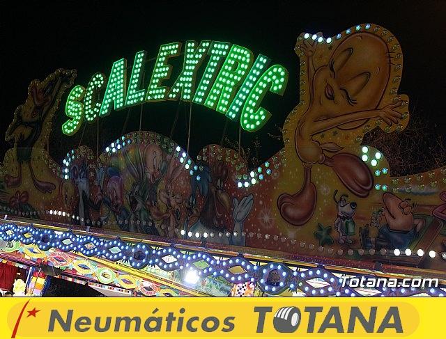 Feria de atracciones - Fiestas de Santa Eulalia 2018 - 17