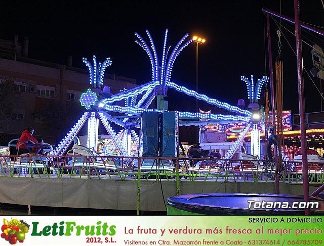 Feria de atracciones - Fiestas de Santa Eulalia 2018 - 21