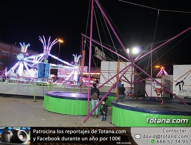 Feria de atracciones - Fiestas de Santa Eulalia 2018 - 22