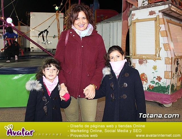 Feria de atracciones - Fiestas de Santa Eulalia 2018 - 23