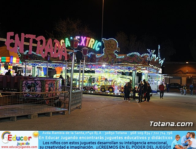 Feria de atracciones - Fiestas de Santa Eulalia 2018 - 25