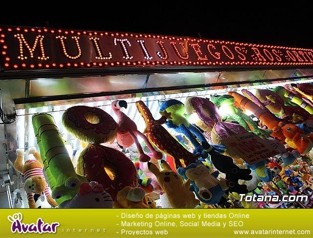 Feria de atracciones - Fiestas de Santa Eulalia 2018 - 26