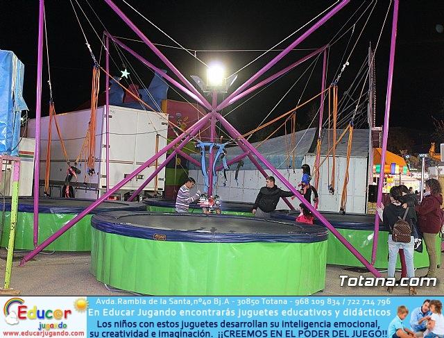 Feria de atracciones - Fiestas de Santa Eulalia 2018 - 28