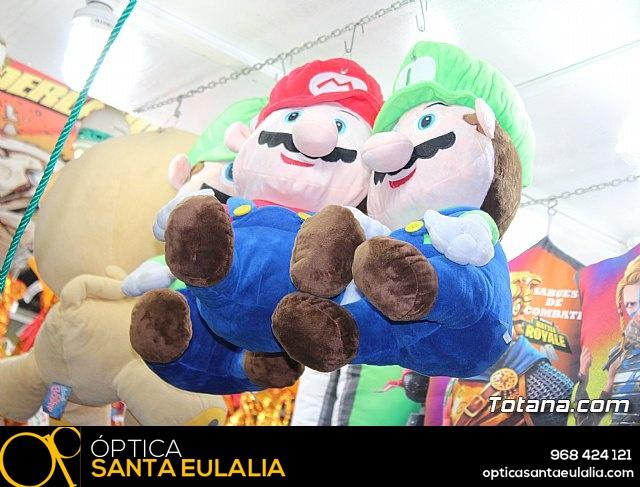Feria de atracciones - Fiestas de Santa Eulalia 2018 - 29