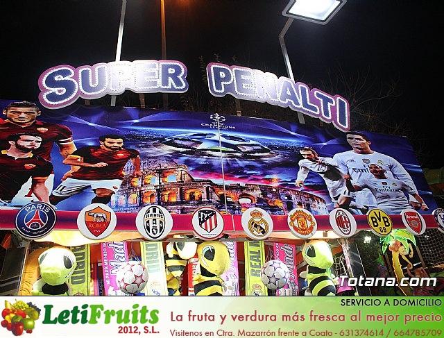 Feria de atracciones - Fiestas de Santa Eulalia 2018 - 31