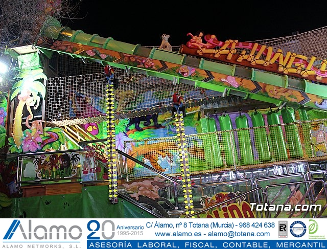 Feria de atracciones - Fiestas de Santa Eulalia 2018 - 32