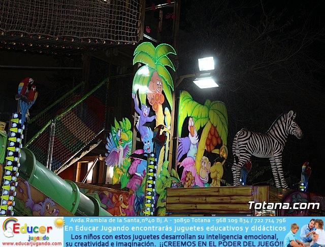 Feria de atracciones - Fiestas de Santa Eulalia 2018 - 33