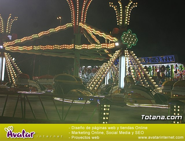 Feria de atracciones - Fiestas de Santa Eulalia 2018 - 34