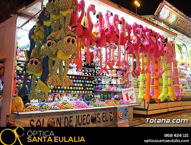 Feria de atracciones - Fiestas de Santa Eulalia 2018 - 36
