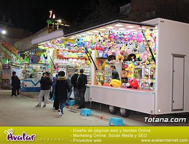 Feria de atracciones - Fiestas de Santa Eulalia 2018 - 37