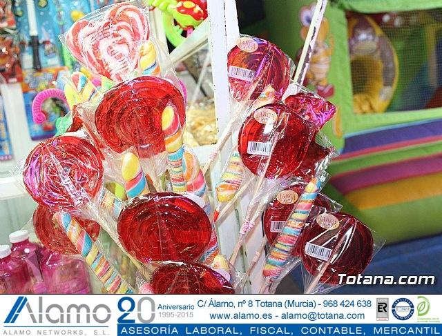 Feria de atracciones - Fiestas de Santa Eulalia 2018 - 109