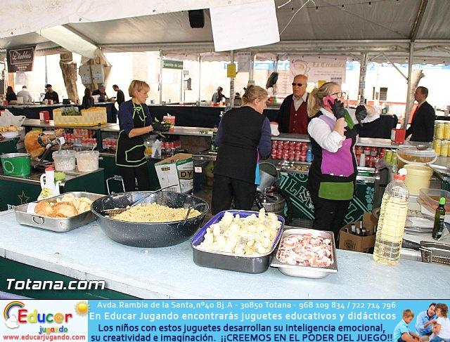 Arranca la Feria de Día - Fiestas de Santa Eulalia 2016 - 20