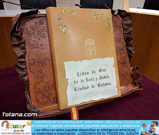 Recepción institucional a Mons. D. Francisco Gil Hellín, Arzobispo Emérito de Burgos  - 1