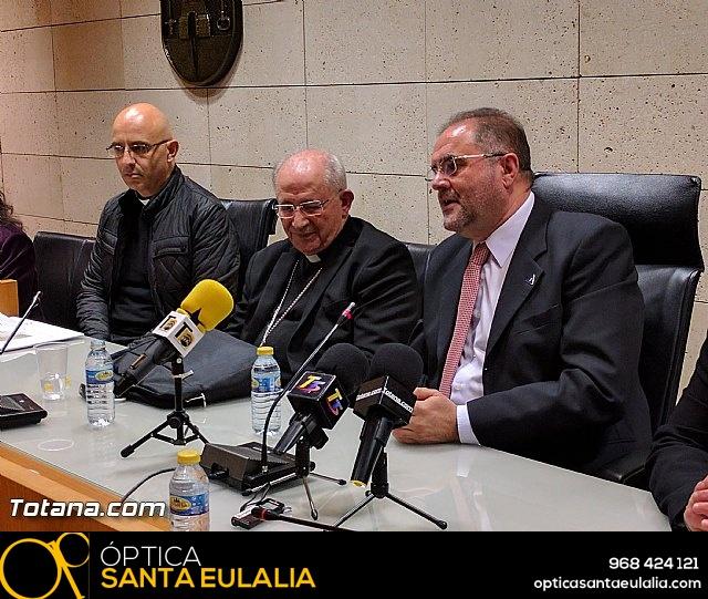 Recepción institucional a Mons. D. Francisco Gil Hellín, Arzobispo Emérito de Burgos  - 9