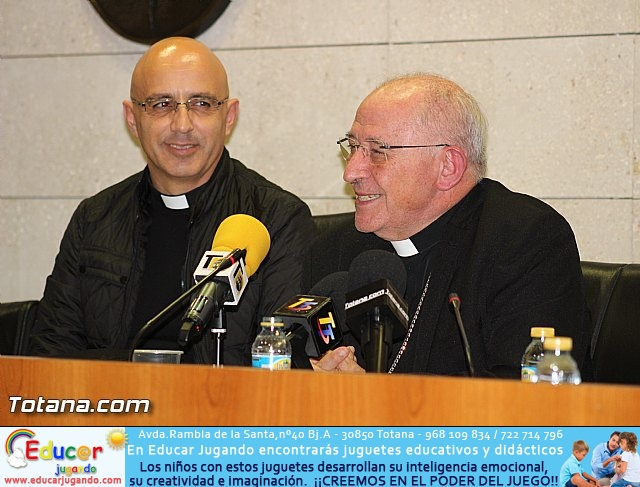 Recepción institucional a Mons. D. Francisco Gil Hellín, Arzobispo Emérito de Burgos  - 19