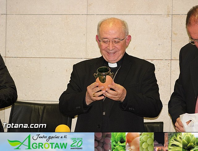 Recepción institucional a Mons. D. Francisco Gil Hellín, Arzobispo Emérito de Burgos  - 22
