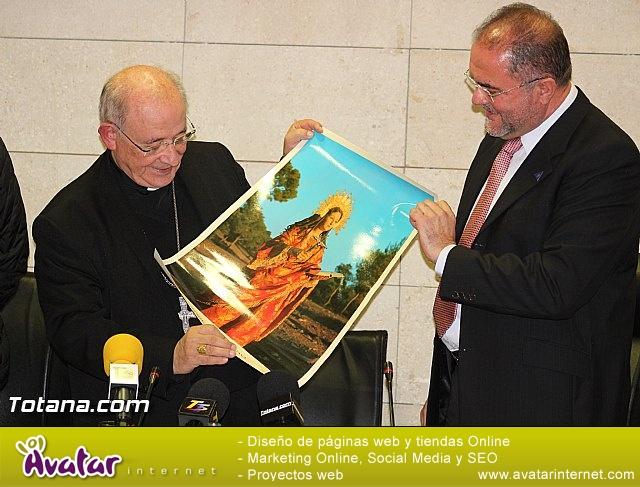 Recepción institucional a Mons. D. Francisco Gil Hellín, Arzobispo Emérito de Burgos  - 25